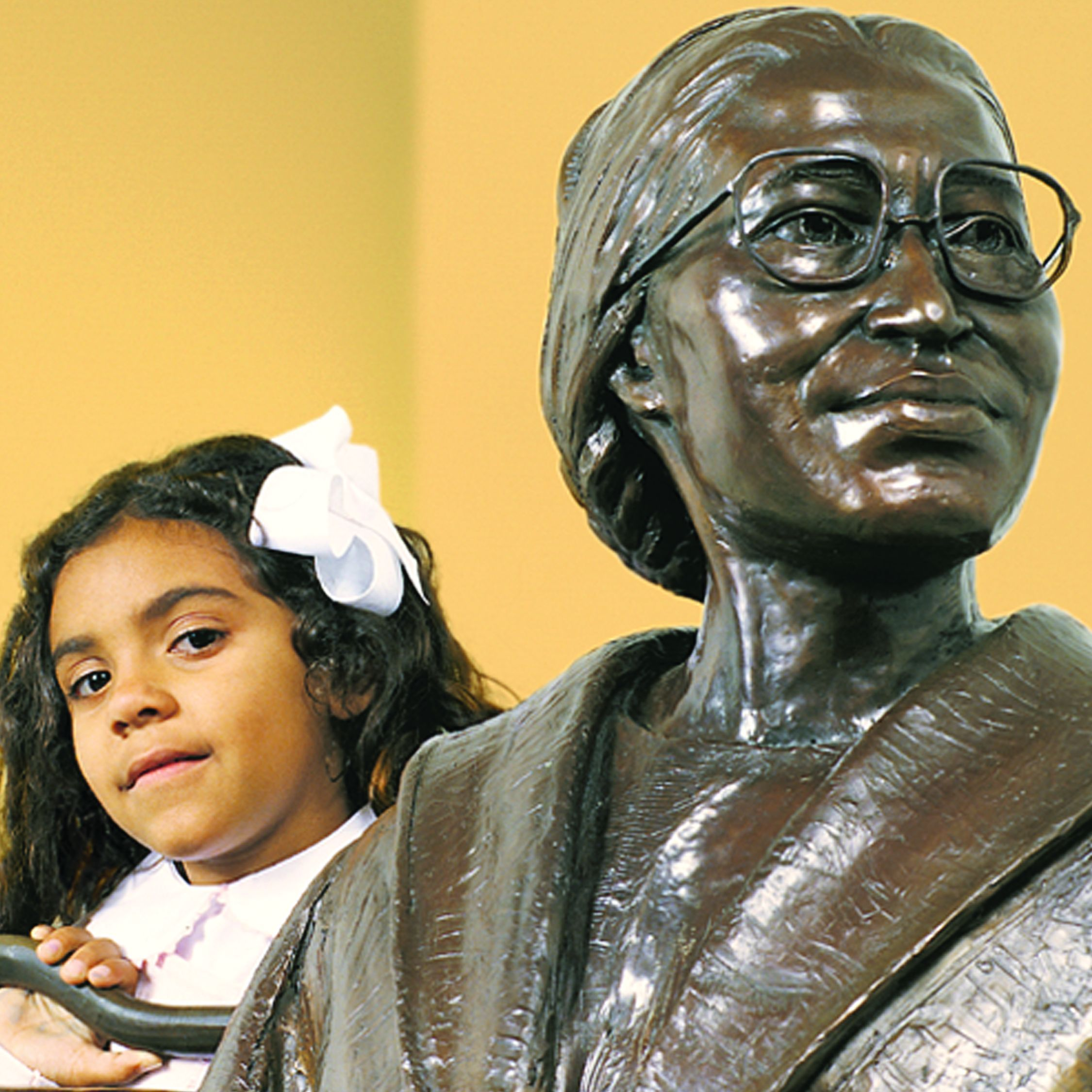 Visit The Troy University Rosa Parks Museum And Library
