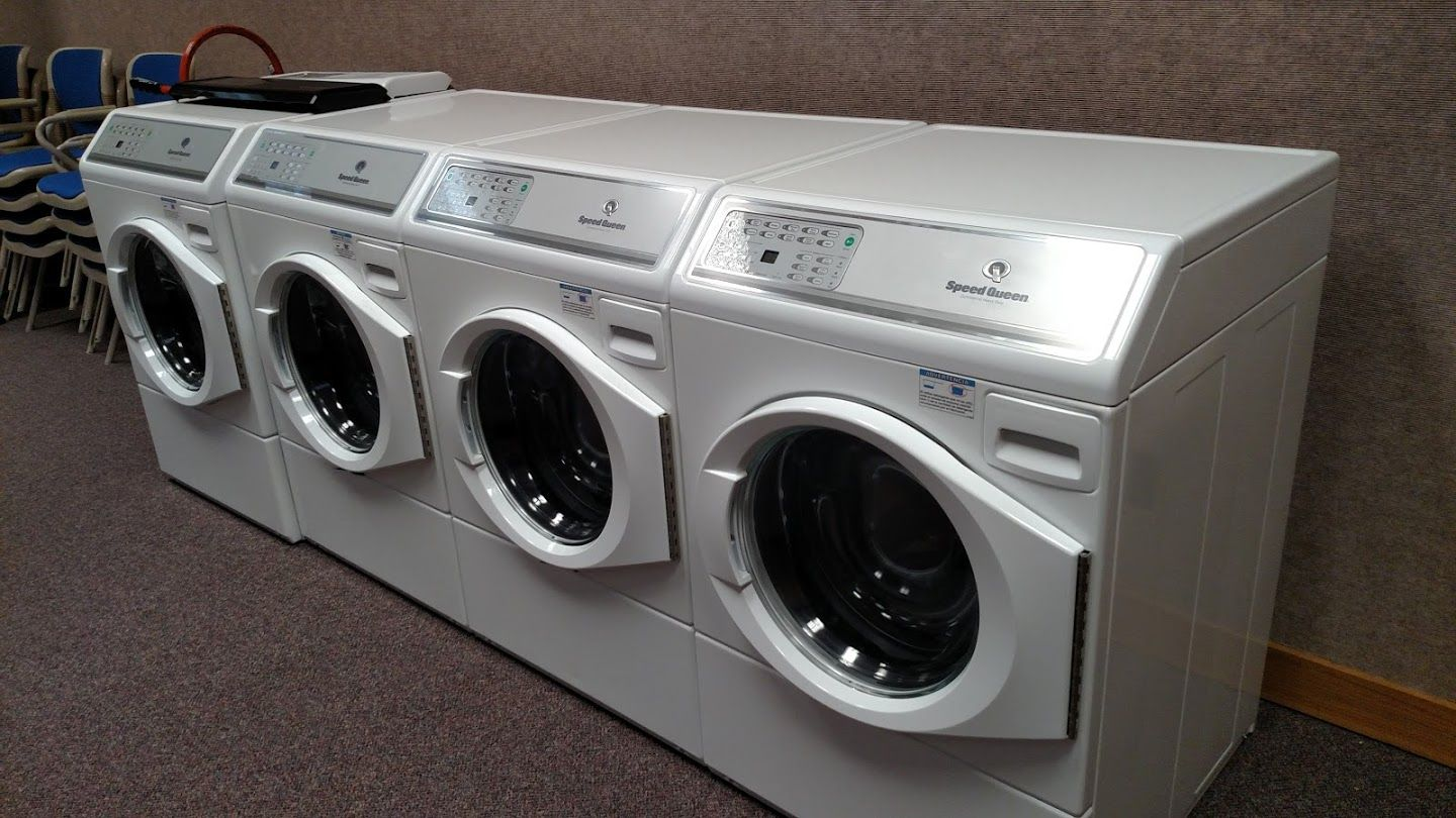 An inside look at how speed queen washers dryers are