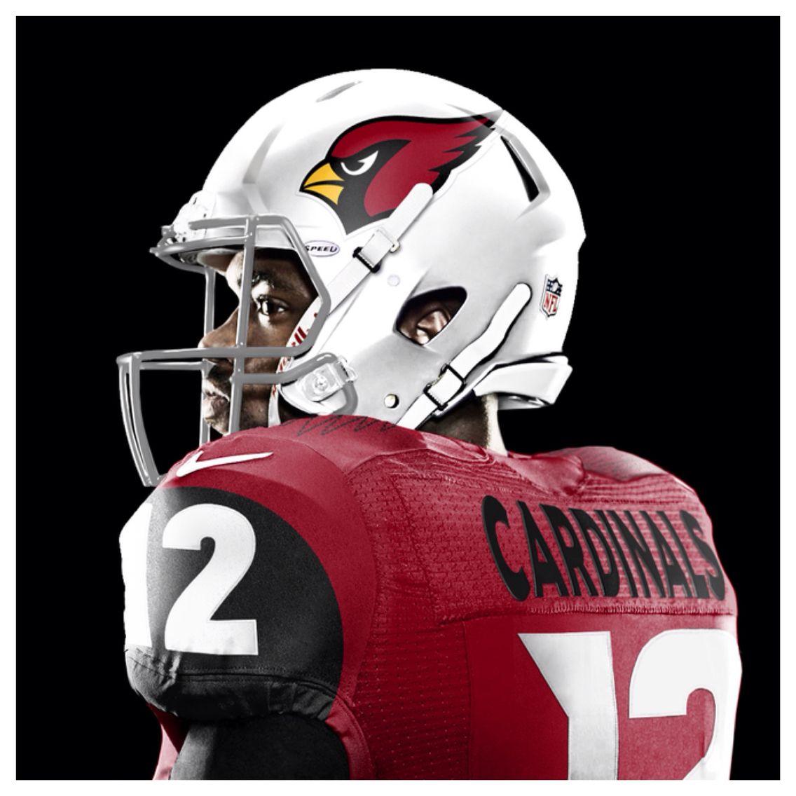 32018c46962 by Jesse Alkire | Cardinals Football | Nfl uniforms, 32 nfl teams ...