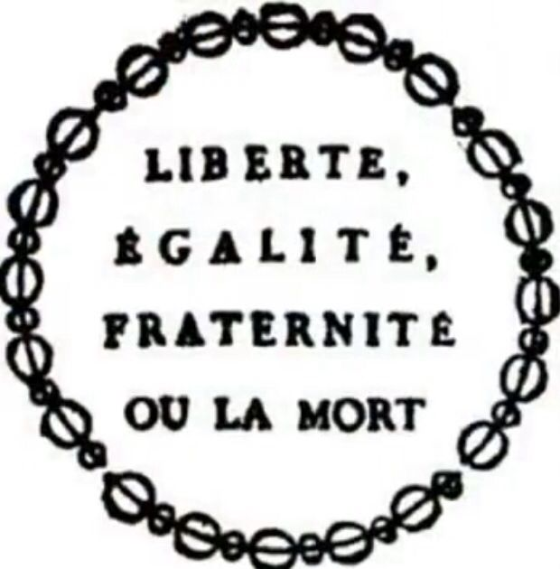 the french revolution adopted liberty equality and fraternity What was the connection between the french revolution and the european enlightenment in addition they adopted the motto of liberty, equality and fraternity.