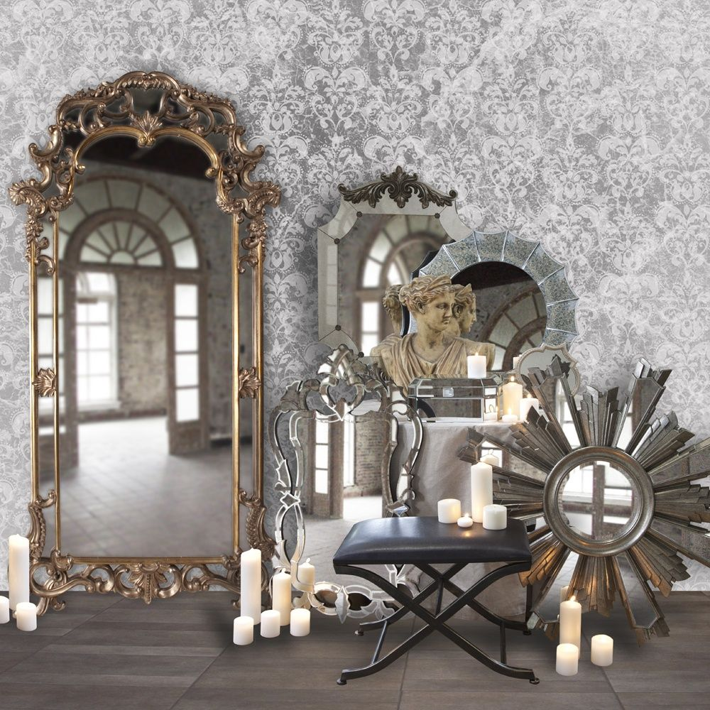 Howard elliott imperial mirror on trend gothic revival howard elliott imperial mirror geotapseo Image collections
