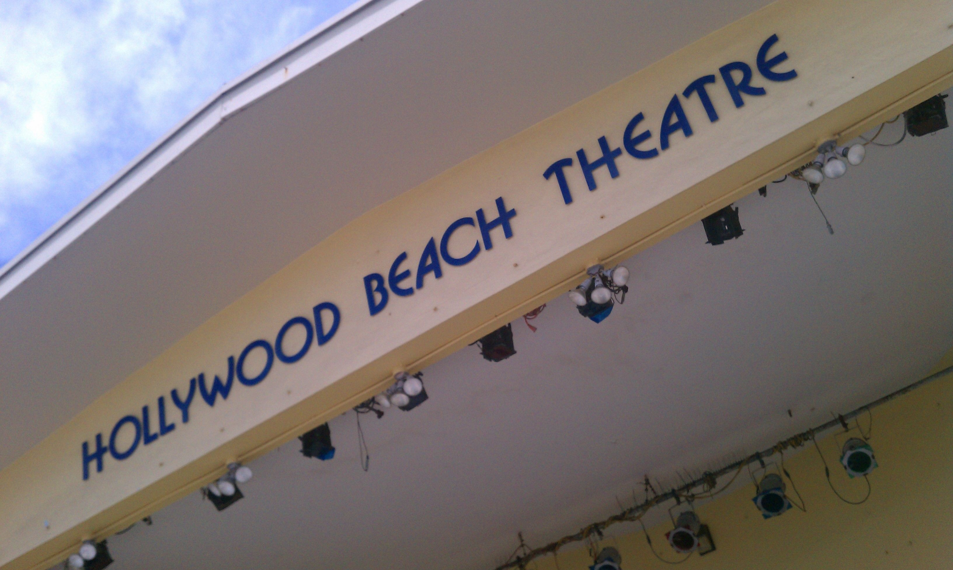 Hollywood beach theatre florida