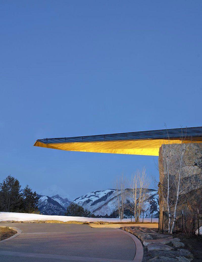 Aspen-Wildcat Ridge house - Voorsanger Architects