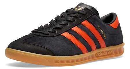 Adidas Hamburg trainers now available in Brussels and