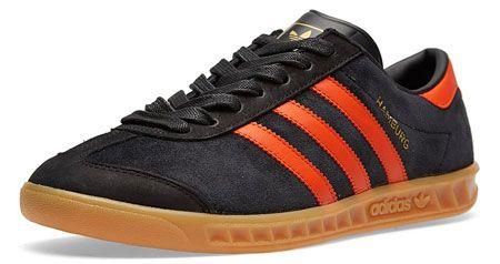 mezcla jurado Realmente  Adidas Hamburg trainers now available in Brussels and Kopenhagen ...