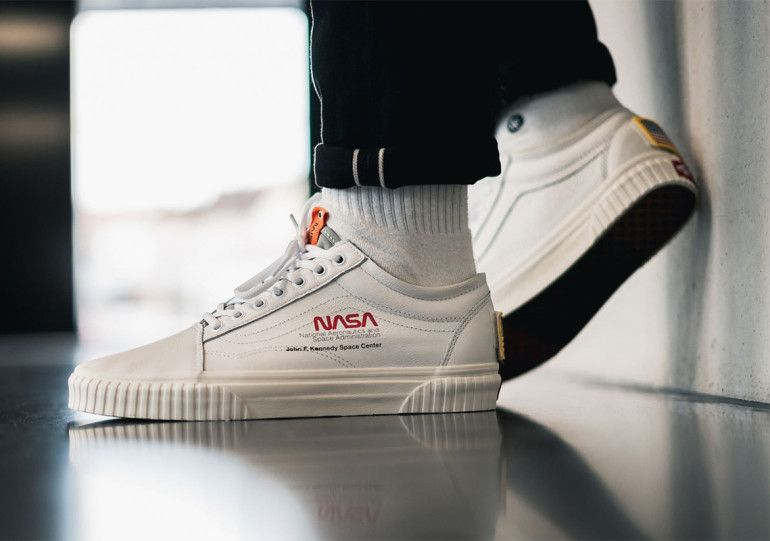 Where To Buy The NASA Vans Footwear Collection | Sneakers, Shoes