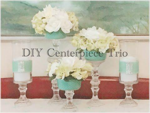 Astonishing Updated Diy Dollar Tree Wedding Centerpieces That Lights Up Interior Design Ideas Inesswwsoteloinfo