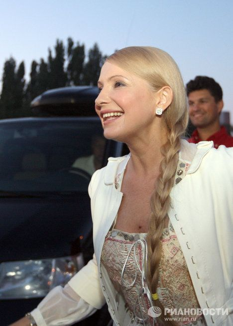 Pin On Yulia Tymoshenko Style