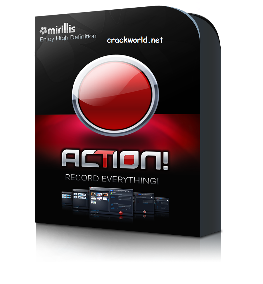 action recording software crack