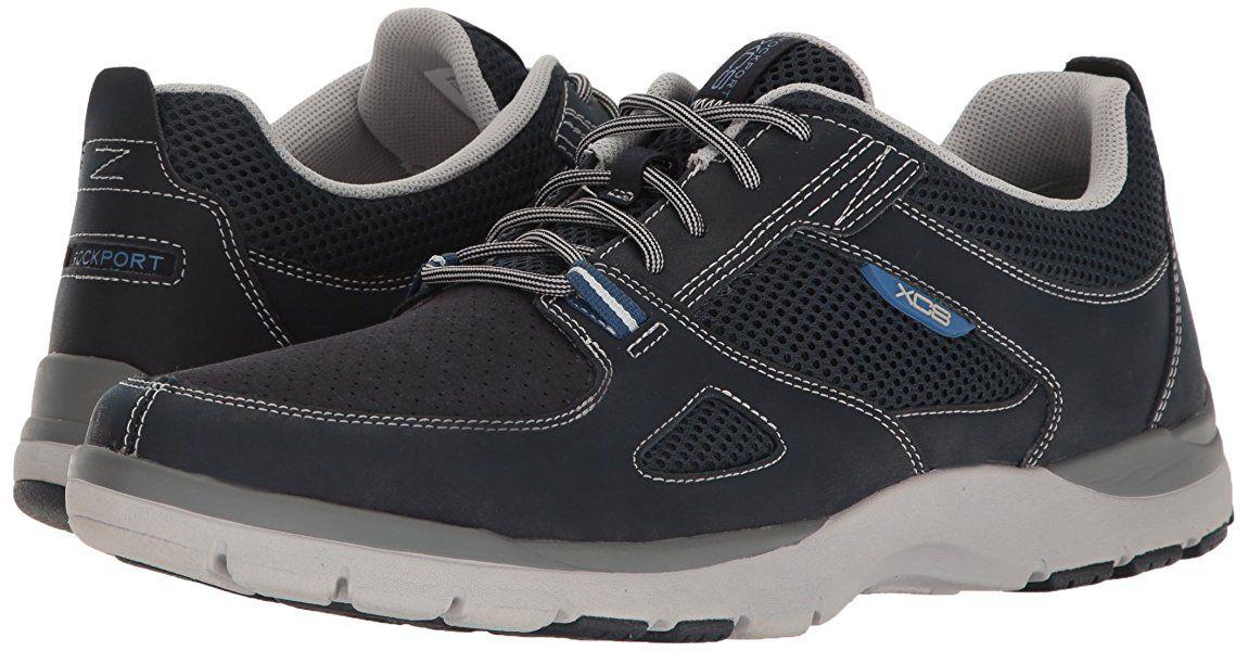 Amazon.com | Rockport Men's Kingstin Ubal Shoe, Gray, 10.5 M US |
