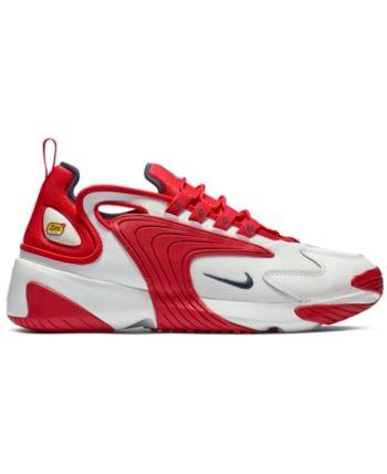 de264e94b3b86 Nike Men s Zoom 2K Running Sneakers from Finish Line - WHITE RED 13 ...