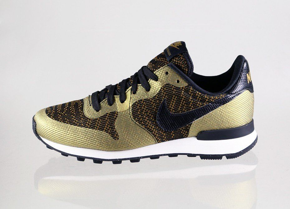 entire collection really cheap high quality Nike Internationalist Jacquard Wmns Bronze Gold Black ...
