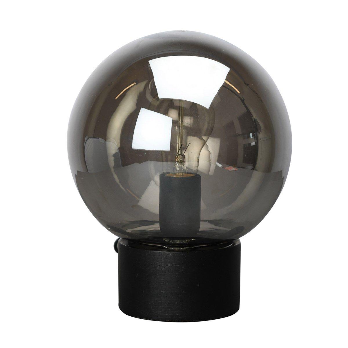 Magic Tischleuchte Schwarz Silber In 2020 Tischleuchte Schwarz Wohnzimmer Leuchte Led Deckenstrahler