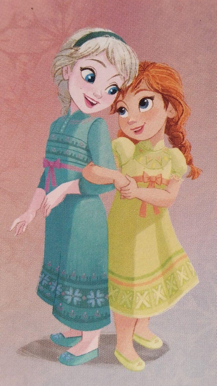 Frozen 2 Anna And Elsa Toddler Frozen Disney Movie Disney Princess Pictures Disney Princess Art