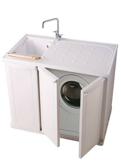 Mobili contenitore lavatrice cerca con google laudry - Ikea lavanderia mobili ...