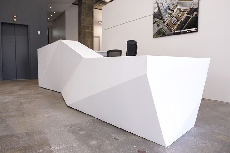 Bon 50 Reception Desks Featuring Interesting And Intriguing Designs