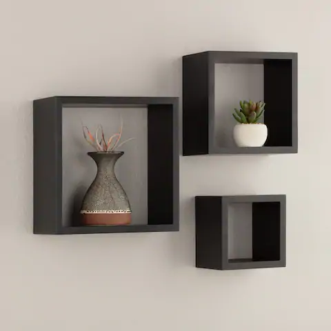 Buy Decorative Shelves Accent Pieces Online At Overstock Our Best Decorative Accessories Deals Cube Wall Shelf Decor Wall Cubes