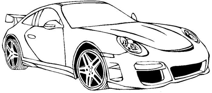 koenigsegg ccr racing cars coloring page