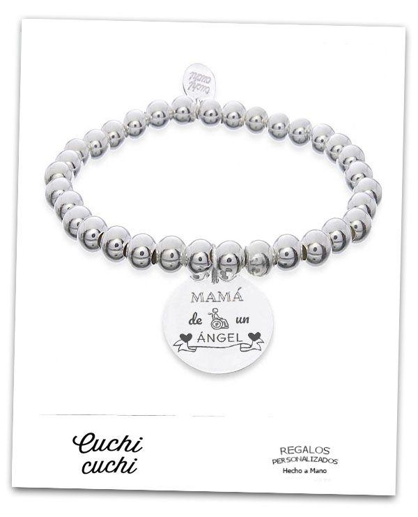 72c3a28266ae mama de un angel pulseras regalos personalizados