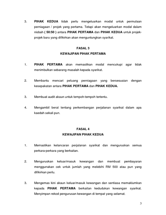 Contoh Surat Resmi Pdf
