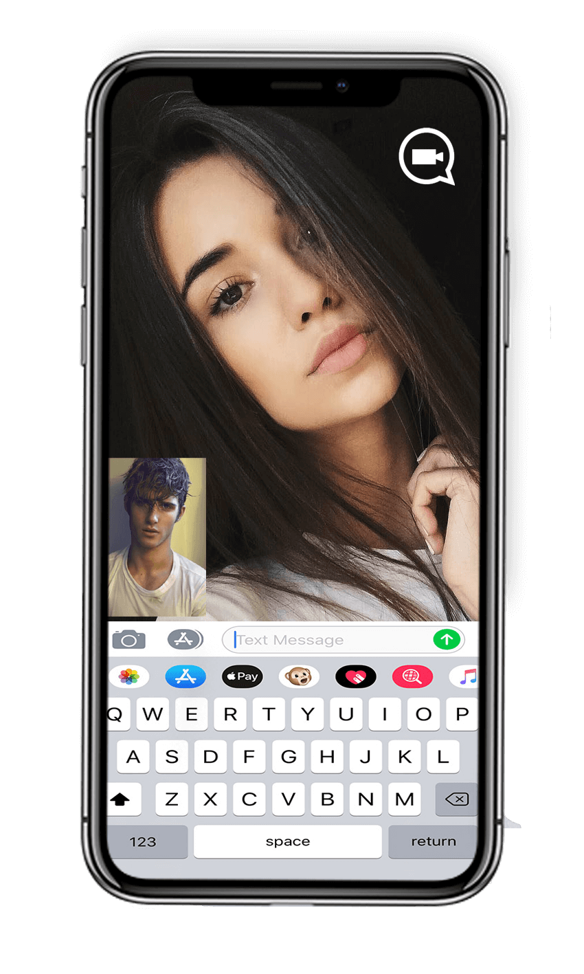 What is the top 10 most used video chat application today
