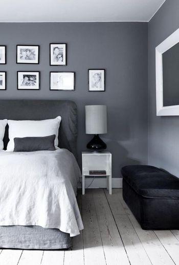 Slaapkamer inspiratie: 3 x grijs toepassen in je slaapkamer ...
