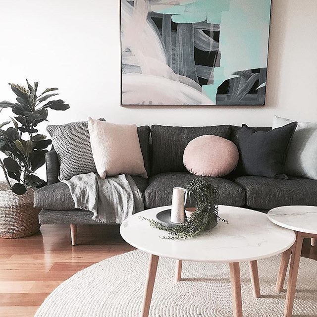 Cozy Minimal Pastel Colour Scheme In A Room Parisian Walkways Interiordesign Livingroom Colo Grey Couch Living Room Grey Sofa Living Room Gray Sofa Living