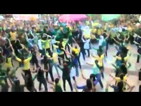 Manifestação em Fortaleza-CE contra o governo Dilma, contra Lula e contra o PT. Depoimentos esclarecedores sobre o Foro de São Paulo…