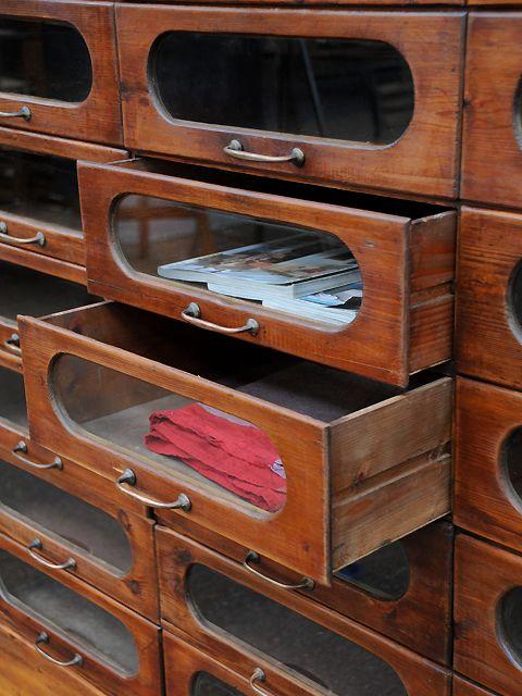 Attic Closet Organization