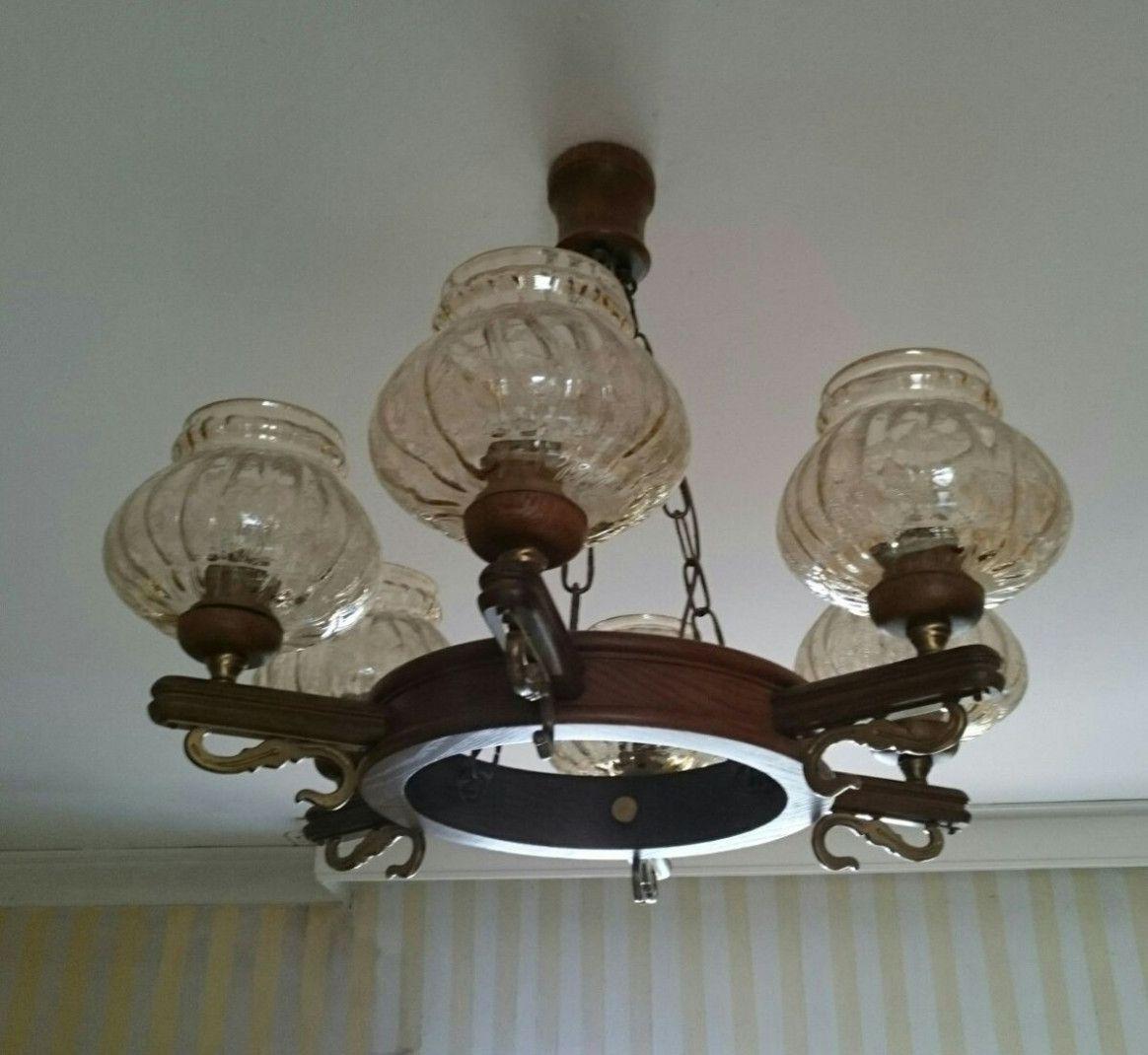 10 Wohnzimmerlampe Rustikal in 10  Wohnzimmerlampe, Eiche