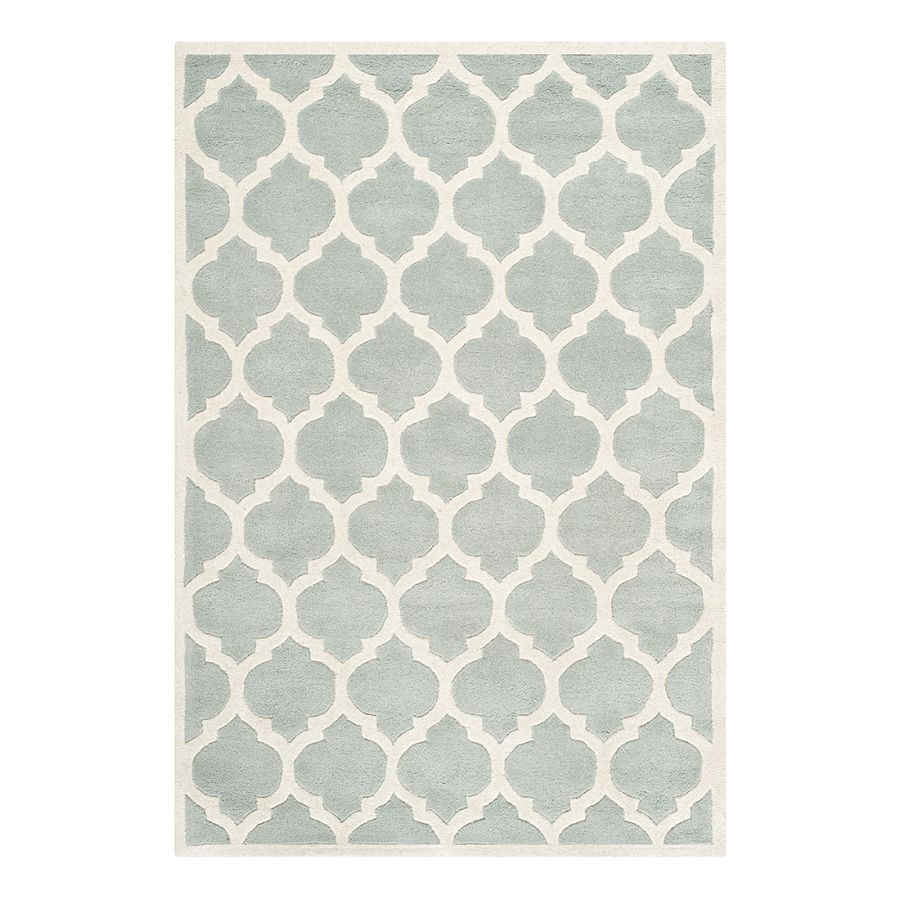 Teppich mintgrün  Teppich Camilla - Grau/Creme, 99,99 € | Teppiche | Pinterest ...