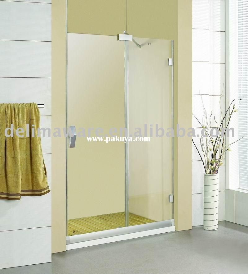 8mm tempered glass shower room without frame looks more clear very tempered glass shower room without frame looks more clear very easy install one sliding door stainless steel hinges planetlyrics Gallery