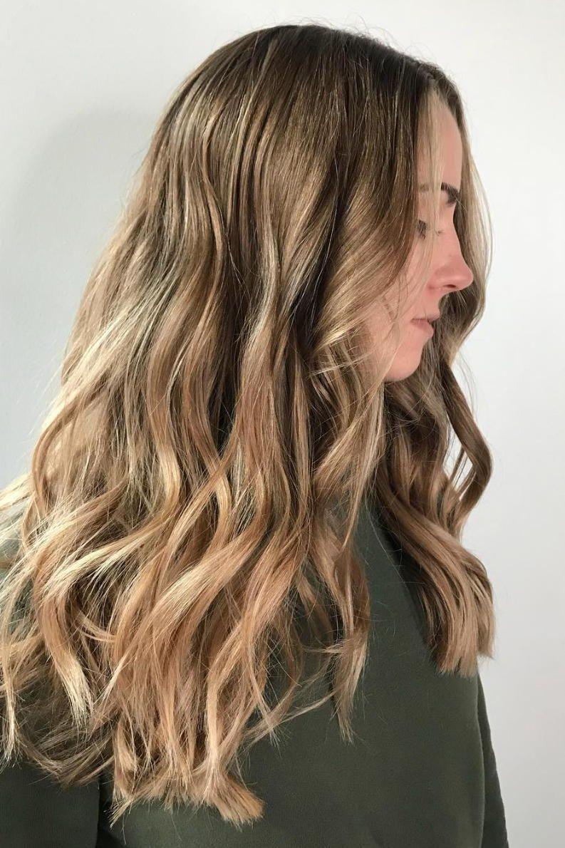 These Dark Blonde Color Ideas Are Low Maintenance Goals Dark