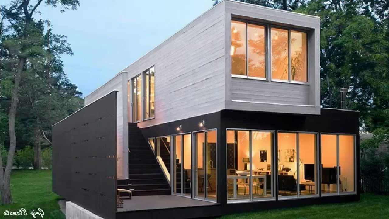 Awesome Storage Container Houses