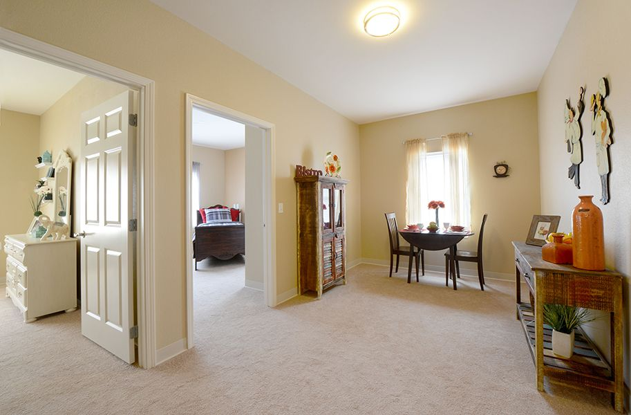 Superieur Senior Living 2 Bedroom Model Unit Of Our Apartments In Hanson, MA, At