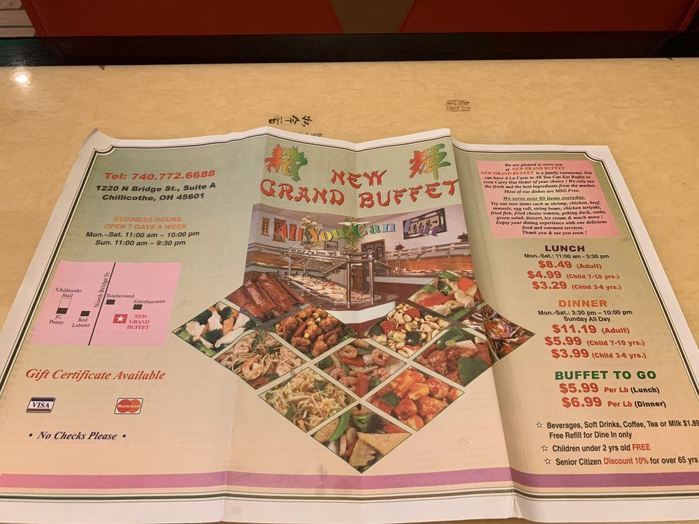 Best Chinese Restaurants Chillicothe Ohio Travel In Ohio Chinese Restaurant Ohio Travel Travel Fun