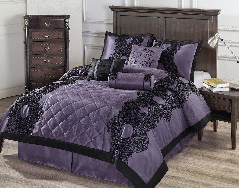 Top Ten Gothic Bedding Sets for Girls Comforter sets