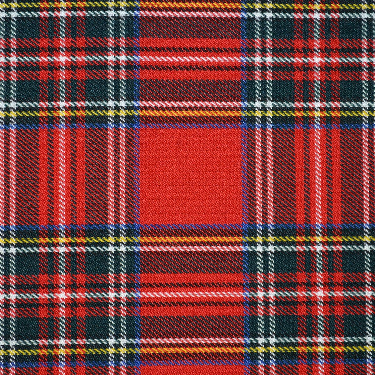 Tarton fabric royal stewart tartan fabric world fabric for Cloth world fabrics