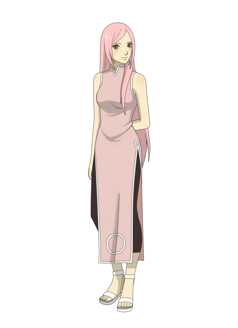 Naruto shippuden girls in black dresses, brooke little nude pussy