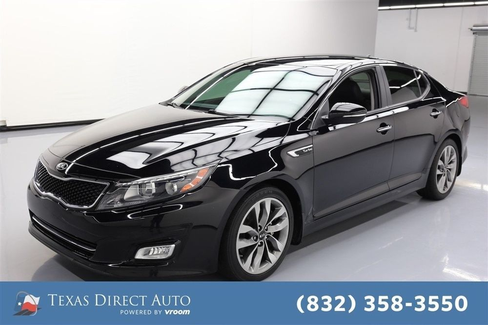 For Sale 2014 KIA Optima SX Turbo Texas Direct Auto 2014