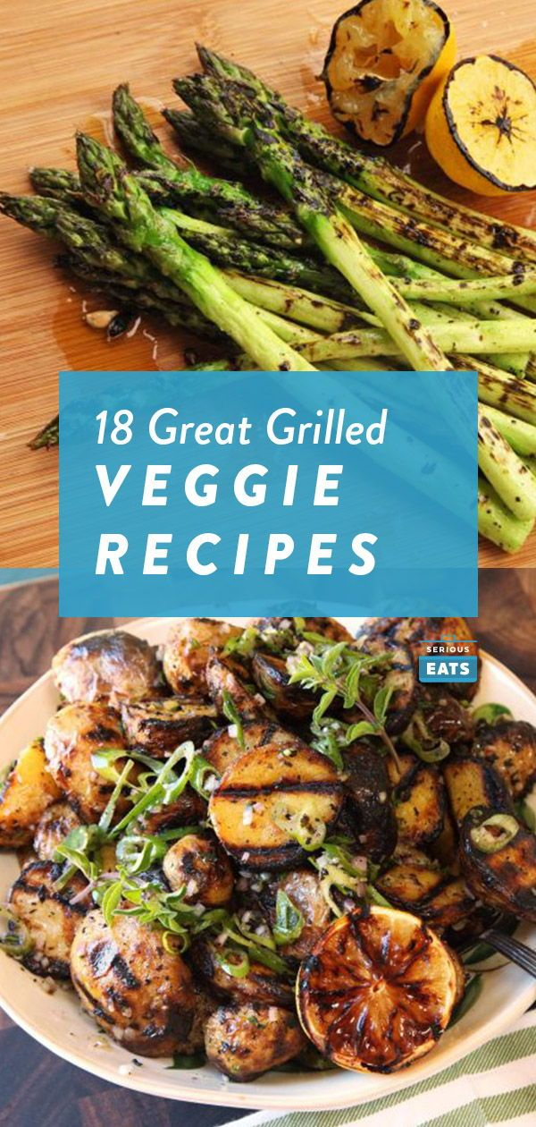 18 Grilled Vegetable Recipes To Steal The Spotlight On July