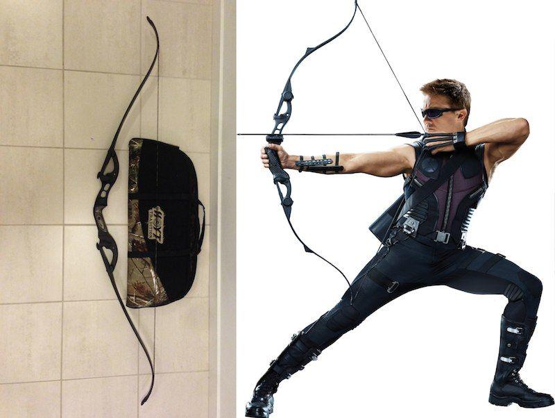 Avengers Hawkeye Bow Hawkeye Bow Hawkeye Hawkeye Bow And Arrow