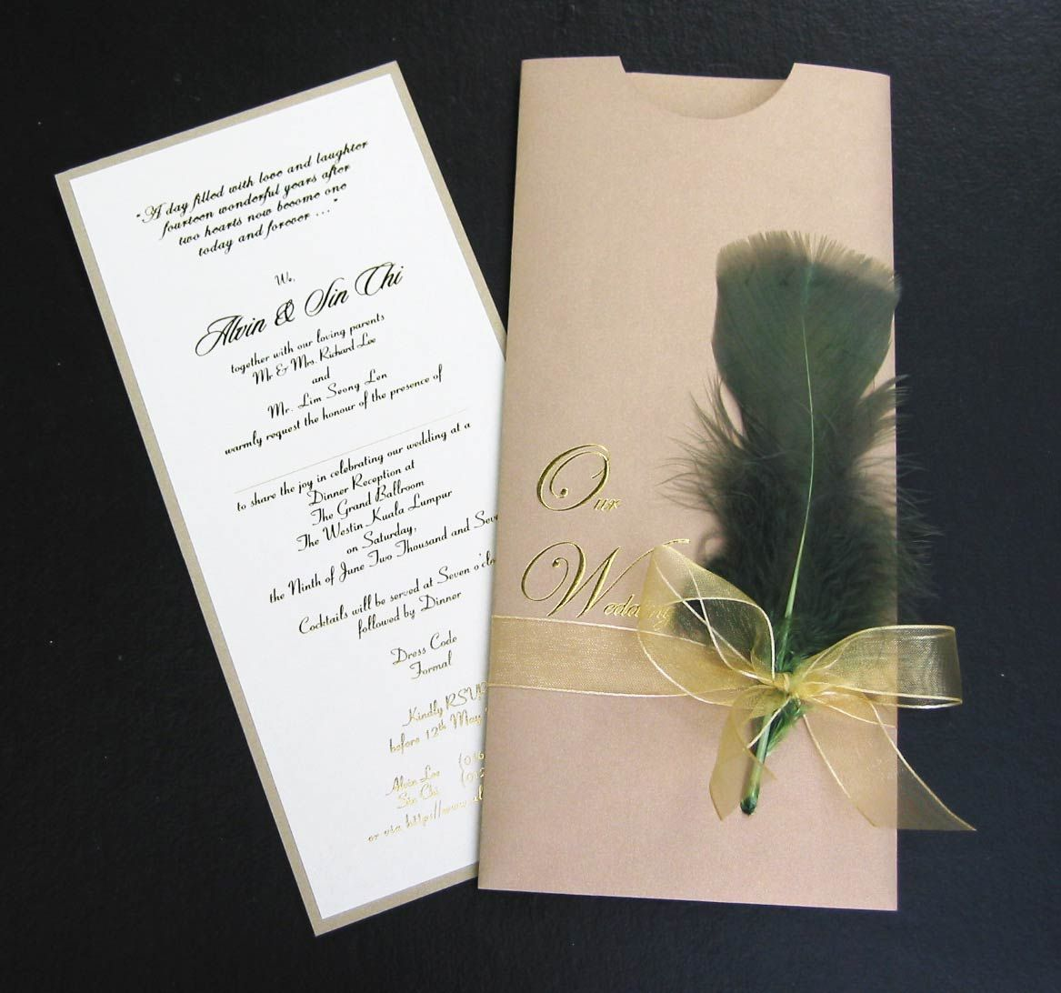 grand invitation card design