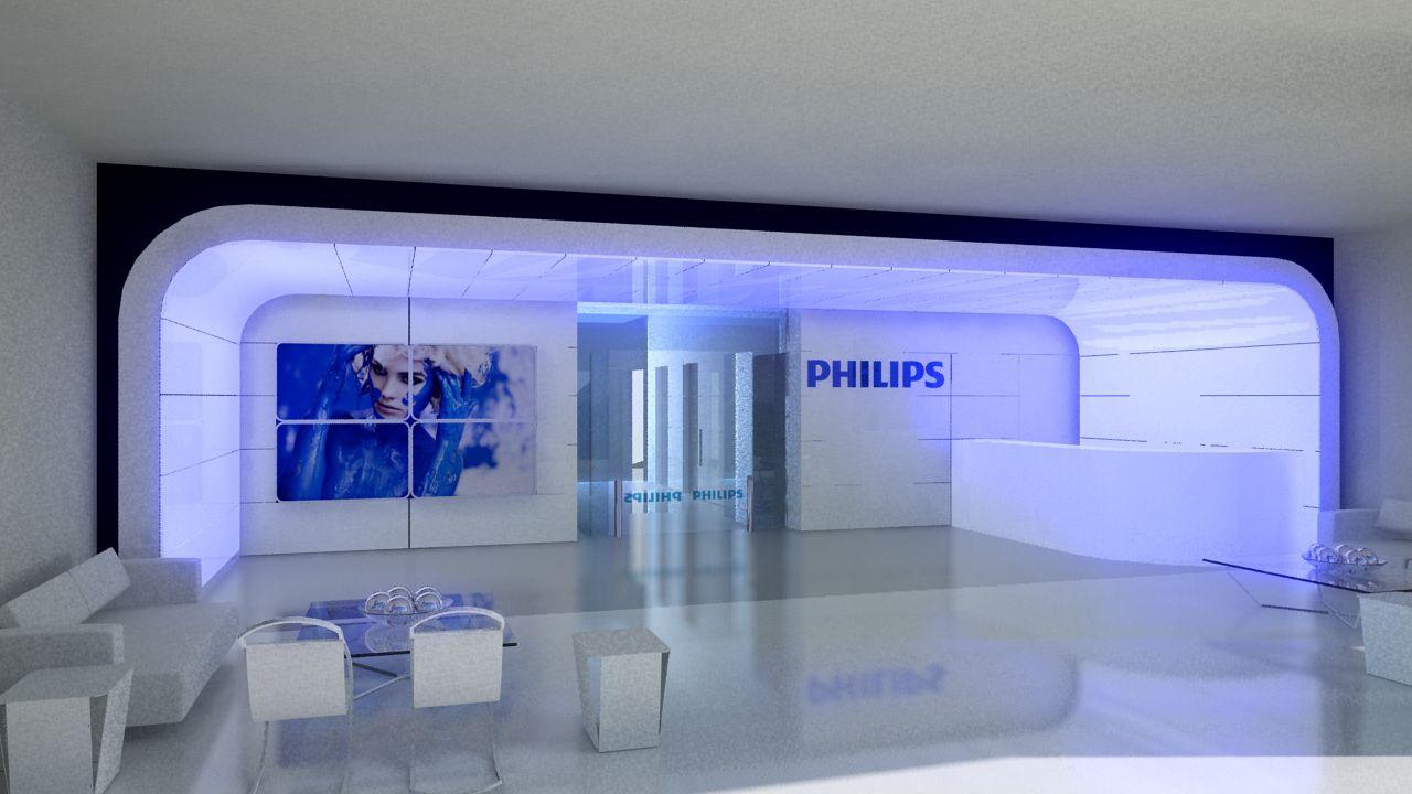 acceso corporativo Philips México - EstudioTekton