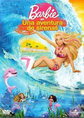 Barbie En Una Aventura De Sirenas Pelicula Completa Online La Sirenita Pelicula Películas De Barbie Películas De Princesas