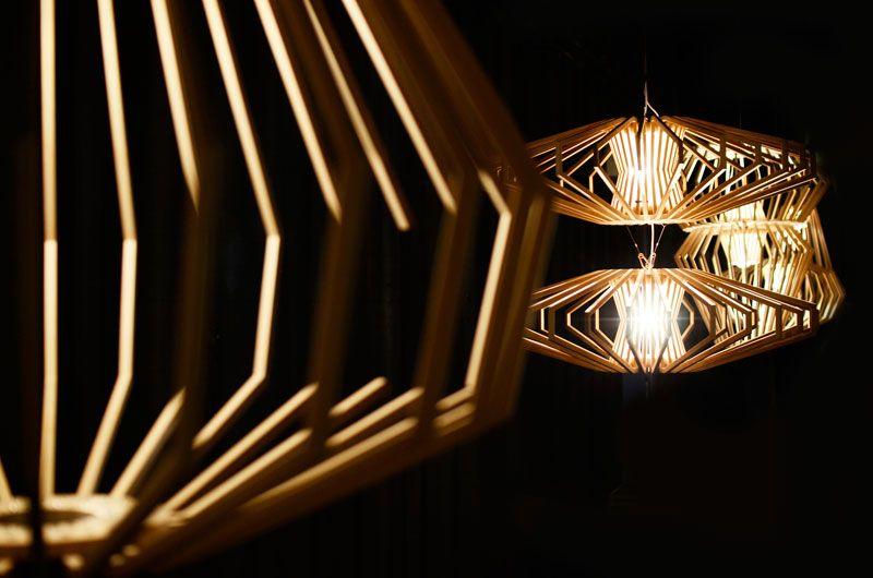 M_cocoon, lámparas orgánicas para todo tipo de espacios » Blog del