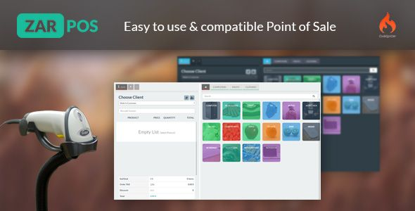 Zar POS Point Of Sale Web Application Pos - Best invoice software free vapor store online