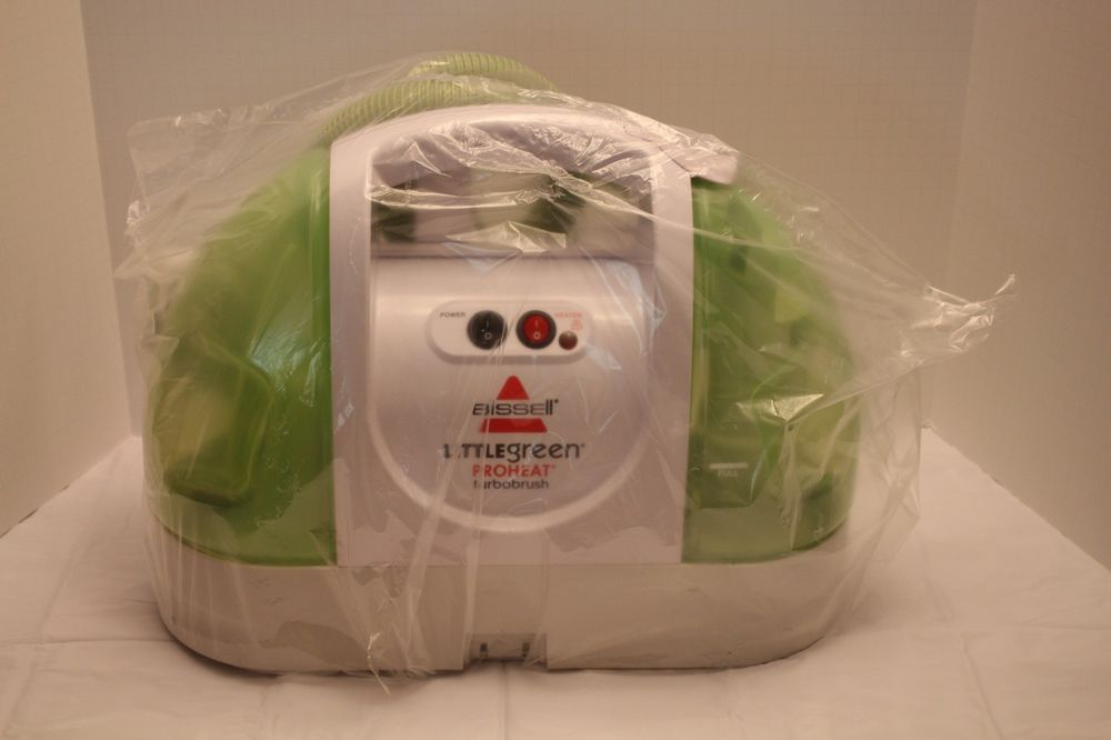 Bissell Little Green Machine ProHeat 1425D Compact Multi-Purpose Deep Cleaner #Bissell