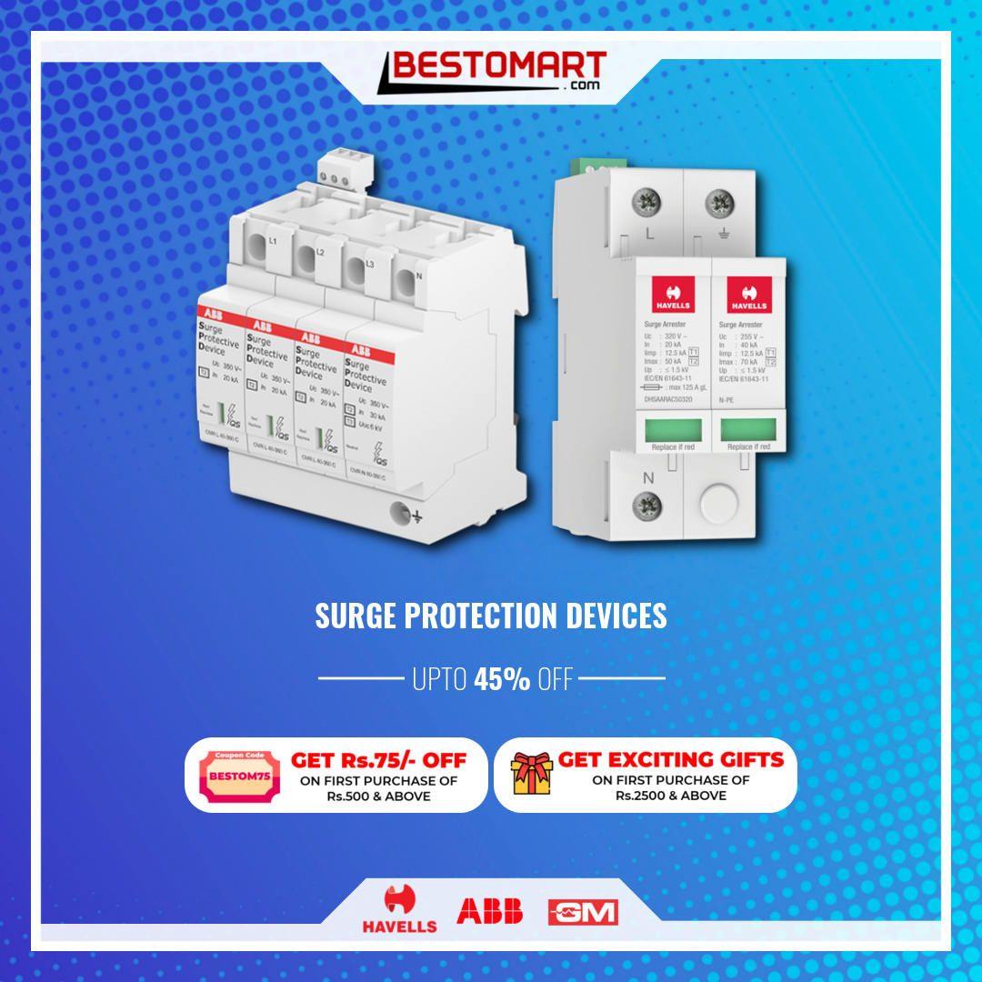 Buy Quality Surge Protection Devices From Top Brands At Best Price In Bestomart Surge Protection Pressure Washer Accessories Vacuum Cleaner Accessories
