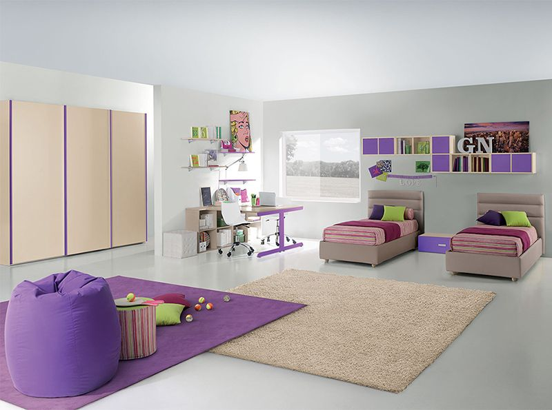 15 Idees De Chambres A Coucher Mixtes Et Modernes Pour Vos Enfants
